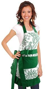 Flirty Aprons.  Fun and flattering aprons for everyone. Flirty Aprons combines modern styles with a perfect fit. Women's aprons, Men's aprons, kid's aprons, bibs, gloves and oven mitts. http://www.greatrep.com/VendorProfile.aspx?id=10869