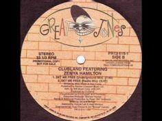 Clubland feat. Zemya Hamilton - Set Me Free (1992)