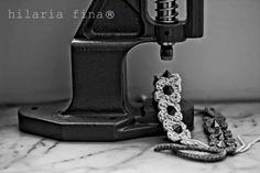 hf Finishing New  Colors Crochet Bracelets ❥ 4U //