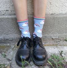 Docs and Socks: the 1461 PW shoe, shared by bambarylla.