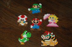 Been playing Mario Maker lately. I'm really loving the feature where a huge number of Nintendo characters have been made into costumes for the original NES Mario game. It ends up making a ton of ne...