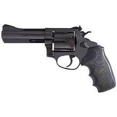 Rossi R971 Revolver Double Action .357 Magnum 4 Barrel 6 Round Steel Blue Black Rubber Grip Adjustable Sights