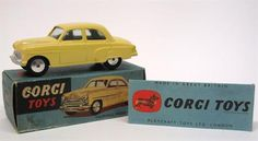 Lot 303 – no Corgi Toys 203 Vauxhall – Vintage Toys and Militaria 08 Jan 2014 SOLD for £180 http://www.candtauctions.co.uk/