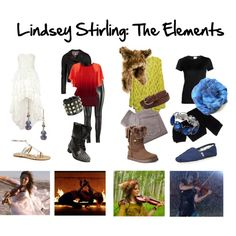 Lindsey Stirling: The Elements