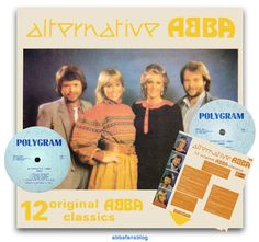 Visit my blog for details about this Abba compilation album #Abba #Agnetha #Frida #Vinyl \http://abbafansblog.blogspot.co.uk/2017/01/abba-compilation-album.html