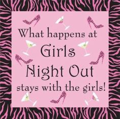 Girls Night Out + Applebees giveaway!                                                                                                                                                     More