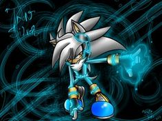 by Tron-Silver on DeviantArt Silver The Hedgehog Wallpaper, Mission Impossible Theme, Sonic Franchise, Messy Room, Sonic Fan Art, Freedom Fighters, What Is Like, Find Art, Hedgehogs