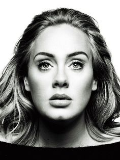 Adele is the richest woman in UK music, according to Sunday Times Rich List, but 29 male UK musicians and music moguls have a greater net worth. Adele, who also tops. Photo Portrait, Portrait Photography, White Photography, Adele Eyeliner, Adele Makeup, Adele Albums, Chris Martin, Annie Leibovitz, Kelly Brook