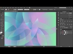How to Create a Background in Adobe Illustrator | 5 - YouTube