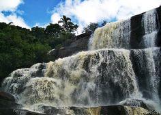 Cachoeira do Fagundes, no município de Antônio Carlos, MG.