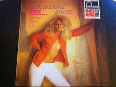 The Robert Mellin Orchestra* - Continental Brass (Vinyl, LP) at Discogs