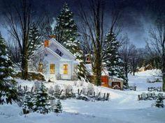 Imagen de Paisajes navideños