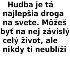 Obrázky - Patří hudba mezi drogy? Podle mě ANO! - Zábavnej.cz