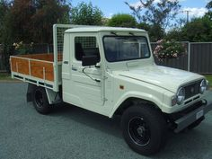 FOR SALE:1981 DAIHATSU F55 F55P P/UP for $9,500 . Located in TENTERFIELD NSW.  Contact  for more details.