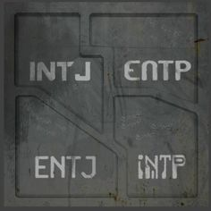 Oddly Developed Types - INTJ apocalypse survival INTP. Stunning that it wasn't noticed earlier. And by the way, as a female INTJ, I would be the one with the bed. The nut job extrovert can sleep in the bathtub.