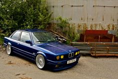 BMW E30...love the look for sure :)
