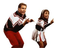 SNL -  Cheerleaders...hands down, the best SNL skit duo EVER!