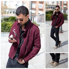 Victorblanco para @Revista ¡HOLA! street style, 5 working looks