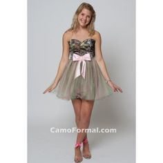 Pictured in Mossy Oak New Breakup and Paris Pink/Lime Sparkle Tulle and Puff Pink Bow. Tulle