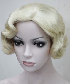 Hot heat resistant Kanekalon Party hair>>Light Blonde Short Wave Women ladies Daily Hair Full Synthetic Wig     #http://www.jennisonbeautysupply.com/    http://www.jennisonbeautysupply.com/products/hot-heat-resistant-kanekalon-party-hairlight-blonde-short-wave-women-ladies-daily-hair-full-synthetic-wig/,      Welcome to our store ! Direct manufacturers, wholesale and retail, much buy send more Wig quality assurance, welcome more friends buy. Looks silky and healthy ! New looks, new…