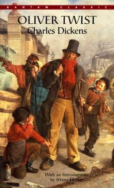 Meeting November 6, 2013 Oliver Twist by Charles Dickens: Follows the adventures of the orphan boy who is forced to practice thievery and live a life of crime in nineteenth-century London.