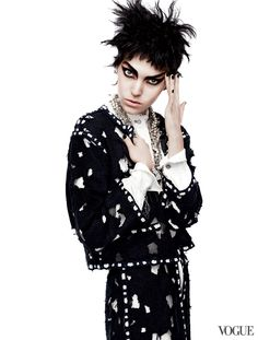 From the Archives: Punk Fashion in Vogue - Vogue Daily - Fashion and Beauty News and Features