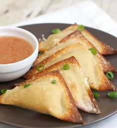 Baked Crab Rangoon Source: traceysculinaryadventure
