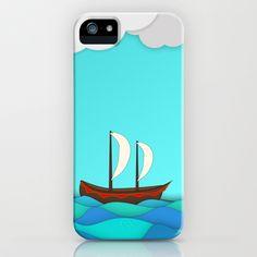 The Big Blue iPhone & iPod Case by JUBU - $35.00