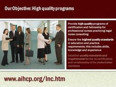 The AIHCP offers many different certification and education programs for health care professionals. Courses are provided in online classrooms by distance education. Program completion leads to national certification. Open enrollment. Highly affordable. Enhance your practice by obtaining a recognized credential today.
