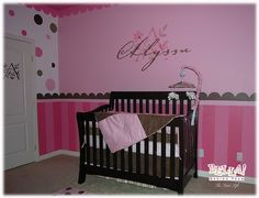 If we have a girl I think I may do the nursery like this ;)