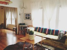 South wester style living room