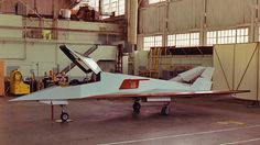 Meet Northrop's XST, The Plane That Lost Out To The Original Stealth Jet