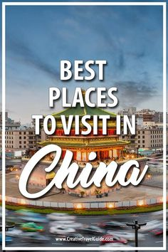 After living in China for two years we decided it was about time we sat down and shared the best places to visit in China. babies flight hotel restaurant destinations ideas tips Travel Advice, Travel Guides, Travel Tips, Travel Hacks, Travel Packing, Solo Travel, Budget Travel, Cool Places To Visit, Places To Travel