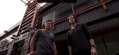 Supernatural // Dean and Sam Winchester
