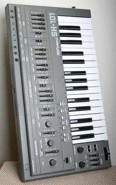 My 5th synth :: Roland SH-101
