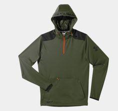 Men's UA Combine® Training Fleece Hoodie