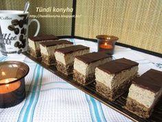Diós-kávés sütemény -- Mindmegette.hu