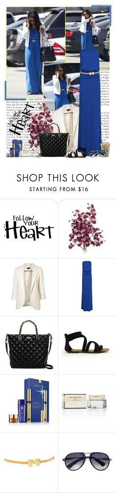 """Celebrity Style: Mila Kunis."" by magdalena89 ❤ liked on Polyvore featuring WALL, MANGO, Kate Spade, Estée Lauder, Balenciaga, ASOS and STONE ISLAND"