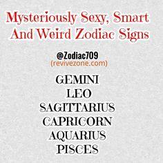 Gemini/Scorpio/Capricorn