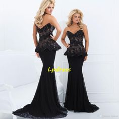 Show your best to all people even in the evening and then get 2016 sexy mermaid evening dress lace mermaid prom gown sweetheart sleeveless zipper back lace sweep train long formal gown in lpdress and choose wholesale lace evening gowns,ladies formal wear and long black evening dresses on DHgate.com.