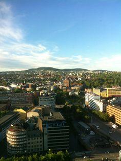 Oslo w Oslo