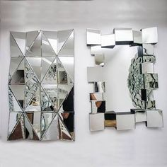Espejos de dise o modelo esferas grande espejos for Espejos grandes decorativos