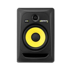 KRK Rokit 6 Generation 3 Powered Studio Monitor + Free Talent Insolation PAD and PSC XLR Cables Now any studio can have pro reference audio with the Home Studio, Monitor Speaker Stands, Home Recording Studio Setup, Studio Foam, Woofer Speaker, Dj Gear, Powered Speakers, Audio Room, Audio Equipment
