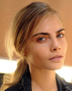 London S/S '13: How to … Get Cara's Sass & Bide Brows  http://primped.ninemsn.com.au/how-tos/makeup-how-tos/london-ss-13-how-to-get-caras-sass-bide-brows#
