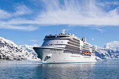 Regent's Seven Seas Navigator cruising in Alaska. (photo: Regent Seven Seas)