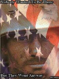 Freedom has a price, a high price that's paid by Our Veterans. Thank You to all who served..