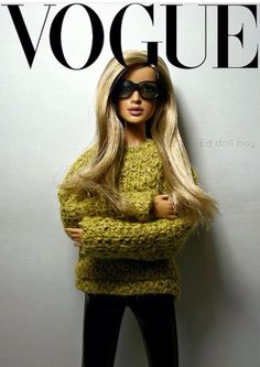 Vogue barbie