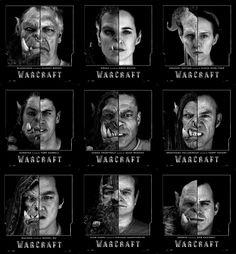 #Worldofwarcraft #Warcraft movie Character camprison