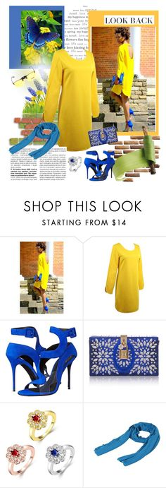 """""""TOMTOP+ 27"""" by carola-corana ❤ liked on Polyvore featuring Giuseppe Zanotti, Dolce&Gabbana, tomtop and tomtopstyle"""