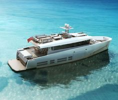 Wally Ace Motor Yacht Concept by Wally